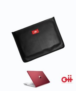 laptop sleeve with synthetic leather